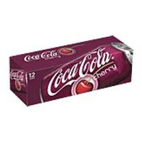 Coca-Cola Cherry Coke - 12 Pack from Blain's Farm and Fleet