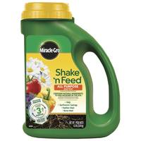 Miracle-Gro Shake 'n Feed Continuous Release All Purpose Plant Food from Blain's Farm and Fleet
