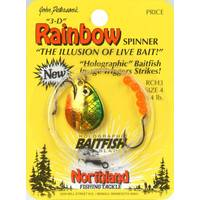 Northland Fishing Tackle Perch Rainbow Baitfish Fishing Lure from Blain's Farm and Fleet