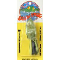 Southern Lure Co. Watermelon Red Scum Frog Fish Lure from Blain's Farm and Fleet