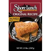 Shore Lunch Family Size Fish Breading and Batter Mix from Blain's Farm and Fleet