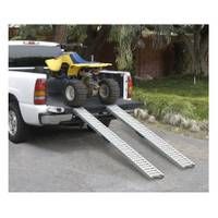Larin Steel Loading Ramps from Blain's Farm and Fleet