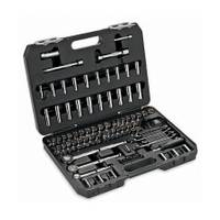 Duracraft Pro 122 Piece Mechanic's Tool Set from Blain's Farm and Fleet