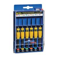 Duracraft Pro 6 Piece Precision Screwdriver Set from Blain's Farm and Fleet