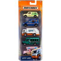 Matchbox Adventure Fleet Vehicles 5-Pack Assortment from Blain's Farm and Fleet
