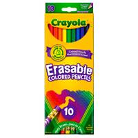 Crayola Erasable Colored Pencils from Blain's Farm and Fleet