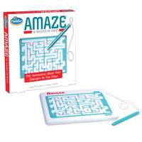 THINK FUN Amaze 16 Mazes In One from Blain's Farm and Fleet