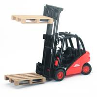 Bruder Linde Gabelstapler H30D Fork Lift from Blain's Farm and Fleet