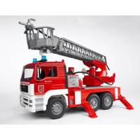 Bruder MAN Fire Engine from Blain's Farm and Fleet