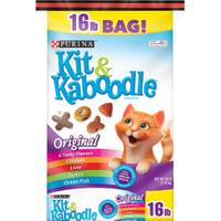 Kit & Kaboodle Original Medley Cat Food from Blain's Farm and Fleet