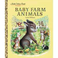 Little Golden Books Baby Farm Animals Children's Book from Blain's Farm and Fleet