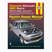 Haynes 24066 Chevrolet Full-size Pick-Up, '99-'07 Manual from Blain's Farm and Fleet