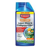 Bayer Advanced AIO Weed and Crabgrass Killer from Blain's Farm and Fleet