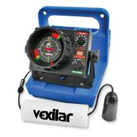 Vexilar FL-8SE Genz Pack with 19 Degree Ice Ducer from Blain's Farm and Fleet
