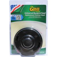 Grass Gator Universal Bump and Feed Replacement Trimmer Head from Blain's Farm and Fleet