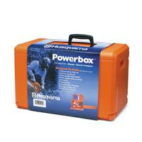 Husqvarna Powerbox Chainsaw Carrying Case from Blain's Farm and Fleet