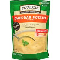 Bear Creek Country Kitchens Cheddar Potato Soup Mix from Blain's Farm and Fleet