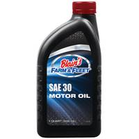 Blain's Farm & Fleet Premium HD30 Grade Motor Oil from Blain's Farm and Fleet