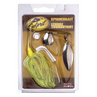 Culprit Chartreuse Spinnerbait Fishing Lure from Blain's Farm and Fleet