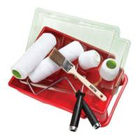 Shur-Line Premium 9 Piece Painting Set from Blain's Farm and Fleet