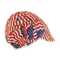 K - T Industries, Inc. Stars and Stripes Cap from Blain's Farm and Fleet