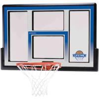 Lifetime Shatter Guard BlackFusion Basketball Backboard, Slam-It Rim & Net Combo from Blain's Farm and Fleet