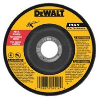 DEWALT General Purpose Metal Grinding Wheel Five Pack from Blain's Farm and Fleet