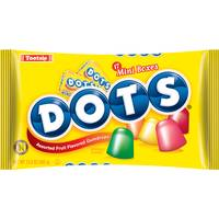 Dots Mini Boxes Assorted Fruit-Flavored Gumdrops from Blain's Farm and Fleet