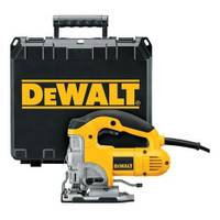 DEWALT Heavy Duty Variable Speed Top - Handle Jigsaw Kit from Blain's Farm and Fleet