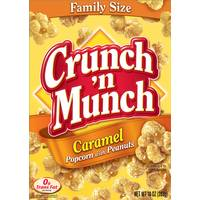 Crunch 'n Munch Popcorn with Peanuts from Blain's Farm and Fleet