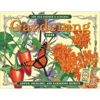 Old Farmer's Almanac The Old Farmer's 2017 Gardening Calendar from Blain's Farm and Fleet