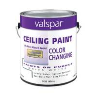 Valspar 1 Gallon Ultra Premium Color Changing Ceiling Paint from Blain's Farm and Fleet