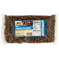 Blain's Farm & Fleet Milk Chocolate Chips from Blain's Farm and Fleet