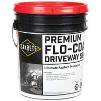Sakrete Premium Flo-Coat Driveway Sealer from Blain's Farm and Fleet