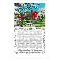 Kay Dee Designs Bless This House Calendar Towel from Blain's Farm and Fleet