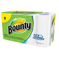Bounty Paper Towel Rolls from Blain's Farm and Fleet