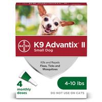 K - 9 Advantix II Once A Month Topical Flea, Tick and Mosquito Treatment for Dogs from Blain's Farm and Fleet