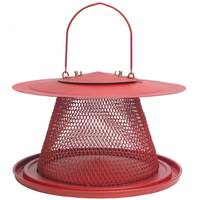 No / No Red Cardinal Bird Feeder from Blain's Farm and Fleet