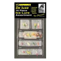 Hi-Tech Fishing Deluxe Ice Lure Assortment from Blain's Farm and Fleet