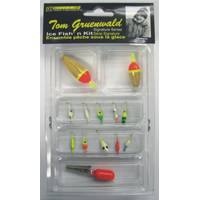 Hi-Tech Fishing Deluxe Panfish Lure Kit from Blain's Farm and Fleet