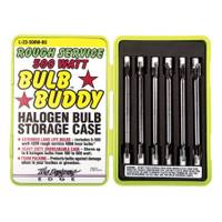 The Designers Edge Rough Service Bulb Buddy Halogen Bulb Storage Case from Blain's Farm and Fleet