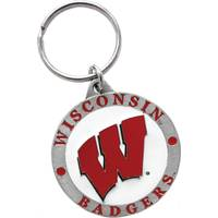Hillman University of Wisconsin Key Ring from Blain's Farm and Fleet