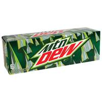 Mountain Dew 12 Pack from Blain's Farm and Fleet