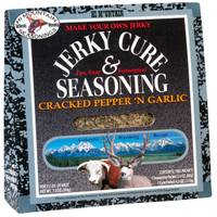 Hi Mountain Seasonings Cracked Pepper 'N Garlic Jerky Cure and Seasoning from Blain's Farm and Fleet