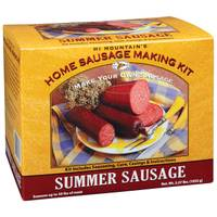 Hi Mountain Seasonings Summer Sausage Home Sausage Making Kit from Blain's Farm and Fleet