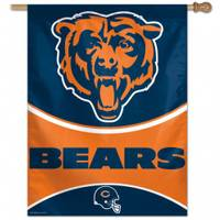 WinCraft Chicago Bears NFL House Flag from Blain's Farm and Fleet