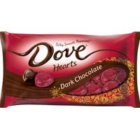 Dove Dark Chocolate Hearts from Blain's Farm and Fleet