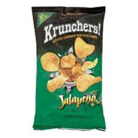 Krunchers! Jalapeno Kettle Cooked Potato Chips from Blain's Farm and Fleet