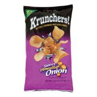 Krunchers! Sweet Hawaiian Onion Kettle Cooked Potato Chips from Blain's Farm and Fleet