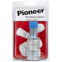 Pioneer Bulkhead Flare Skid Steer Coupler from Blain's Farm and Fleet